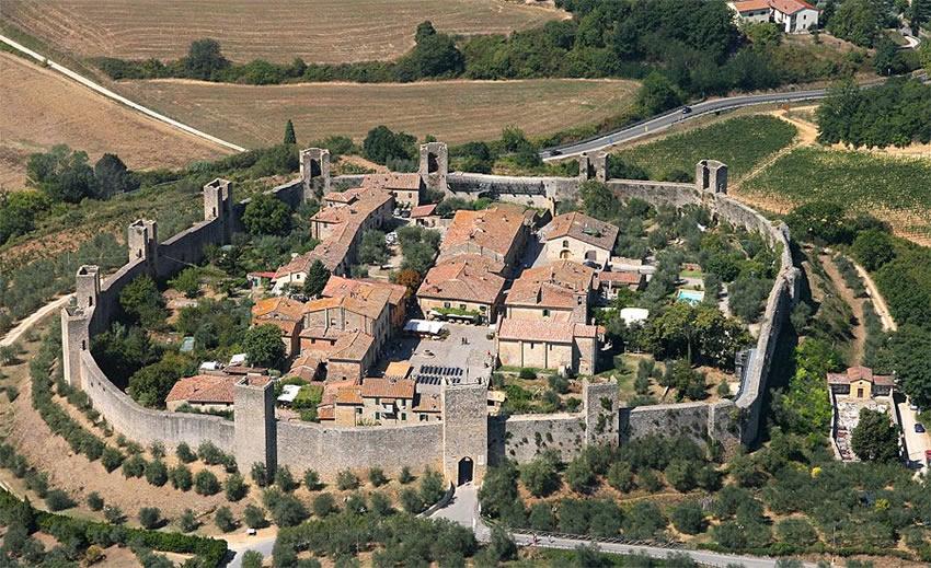Ville In Vendita A San Gimignano
