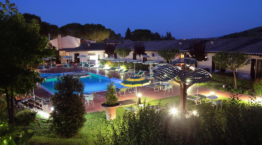 Hotel Sienne Piscine
